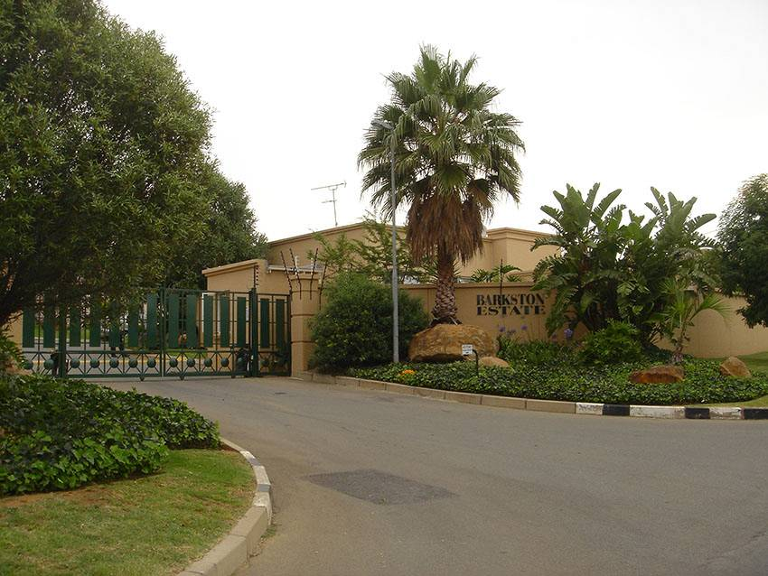 Barkston Estate - Randburg